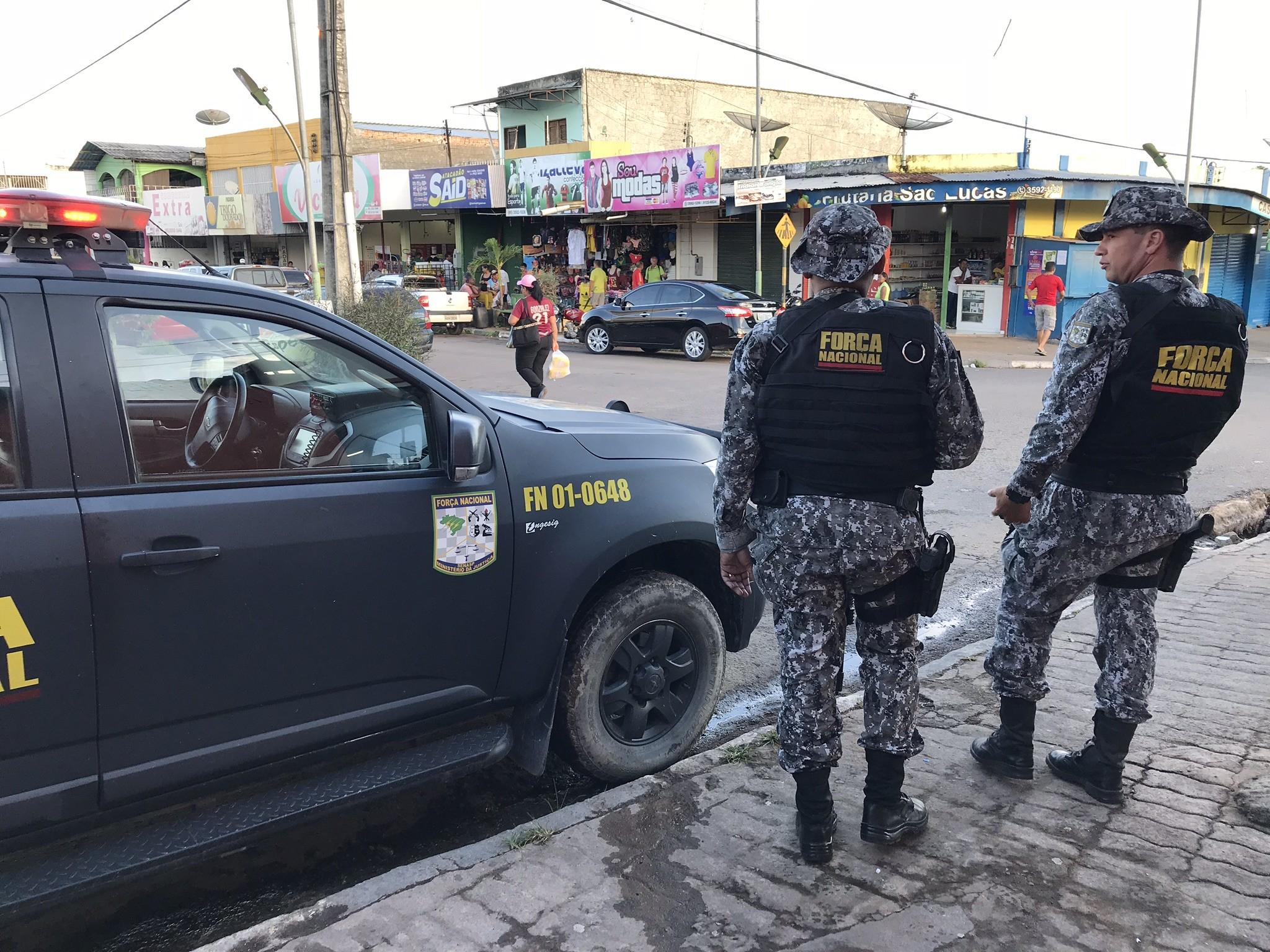 Sergio Moro autoriza prorrogação da Força Nacional em Roraima por mais 120 dias - Notícias - Plantão Diário