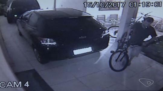 Suspeito de furtar mais de 40 bicicletas no ES foi flagrado 25 vezes