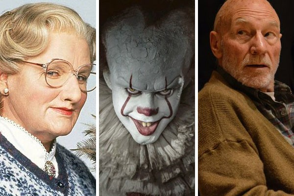 Uma Babá quase Perfeita (1993), It - A Coisa (2017) e Logan (2017) tiveram cenas deletadas consideradas sombrias (Foto: Reprodução)