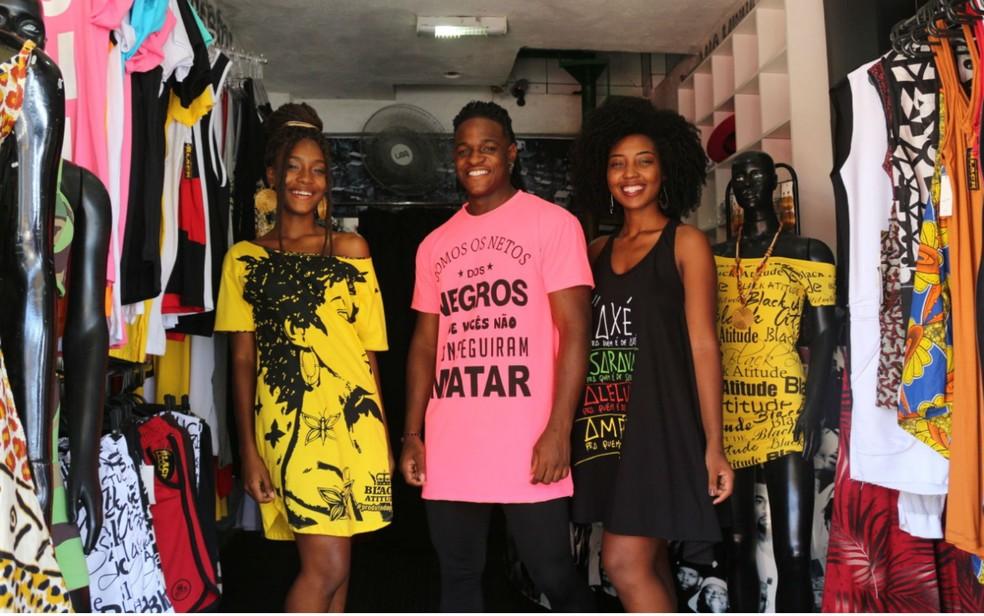 Para o IBGE, políticas afirmativas de cor ou raça contribuem para o aumento da população que se declara preta no país — Foto: Afrojob