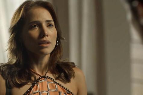 'Segundo Sol': Leticia Colin é Rosa (Foto: TV Globo)
