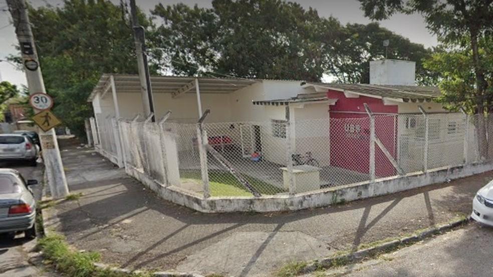 A energia do local deve ser restabelecida ainda nesta segunda-feira — Foto: Reproduçãi/Google Street View