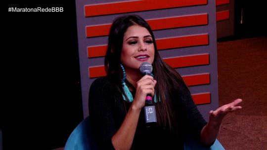 Maratona Rede BBB: Ana Paula fala sobre treta envolvendo Jaqueline e Mahmoud