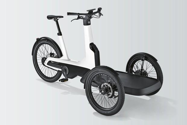 E-Bike é a bicicleta elétrica voltada para cargas da Volkswagen (Foto: Divulgação)