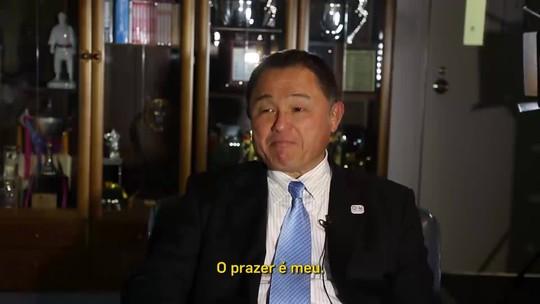 Confira entrevista com o maior judoca de todos os tempos, Yasuhiro Yamashita