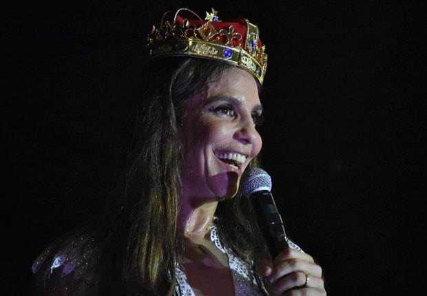 Ivete Sangalo (Foto: Sergio Lustosa e Felipe Souto Maior/AgNews)