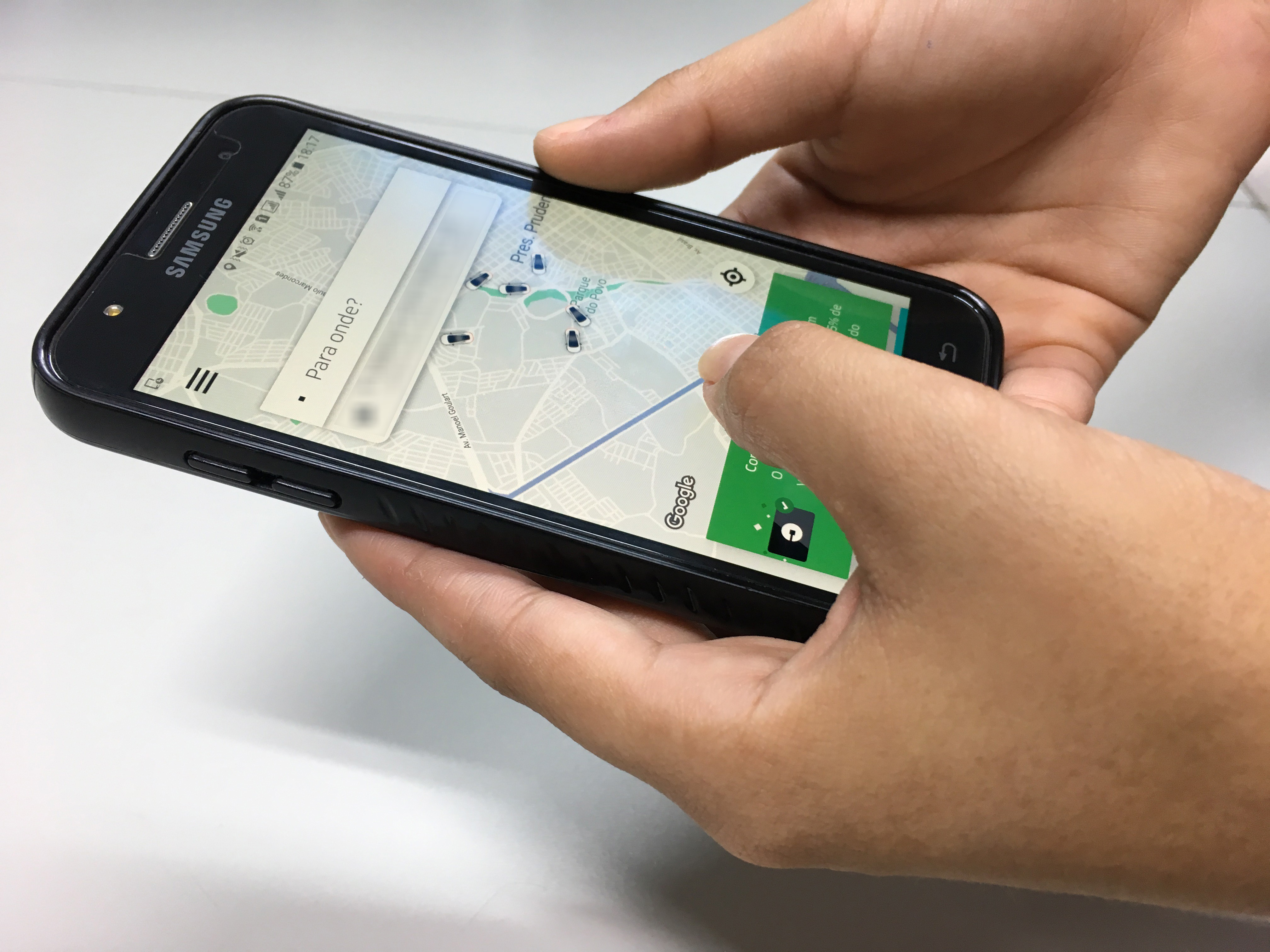 Regulamentação de aplicativos como Uber entra em discussão na Câmara de Juiz de Fora - Noticias