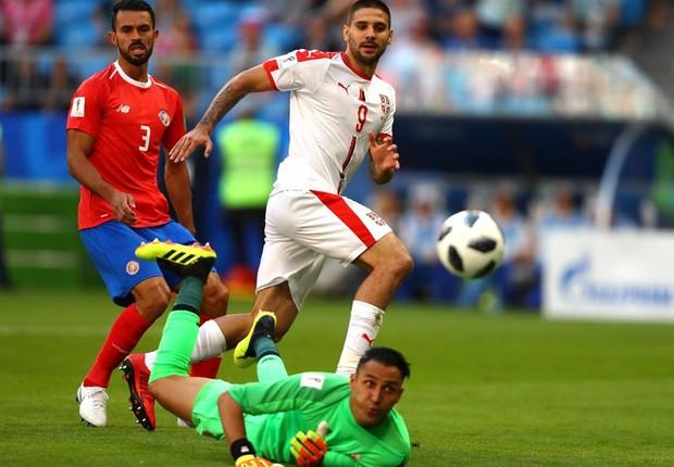Seleção da Costa Rica; Costa Rica; Copa do Mundo 2018 (Foto: Divulgação/Fifa)