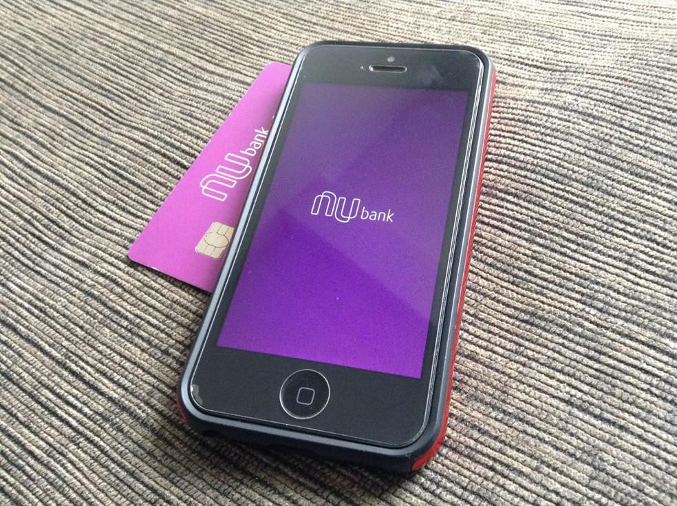 É importante manter um dispositivo atualizado para usar o Nubank — Foto: Reprodução/Felipe Vinha