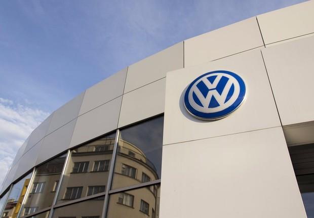 Unidade da Volkswagen (Foto: Shutterstock)