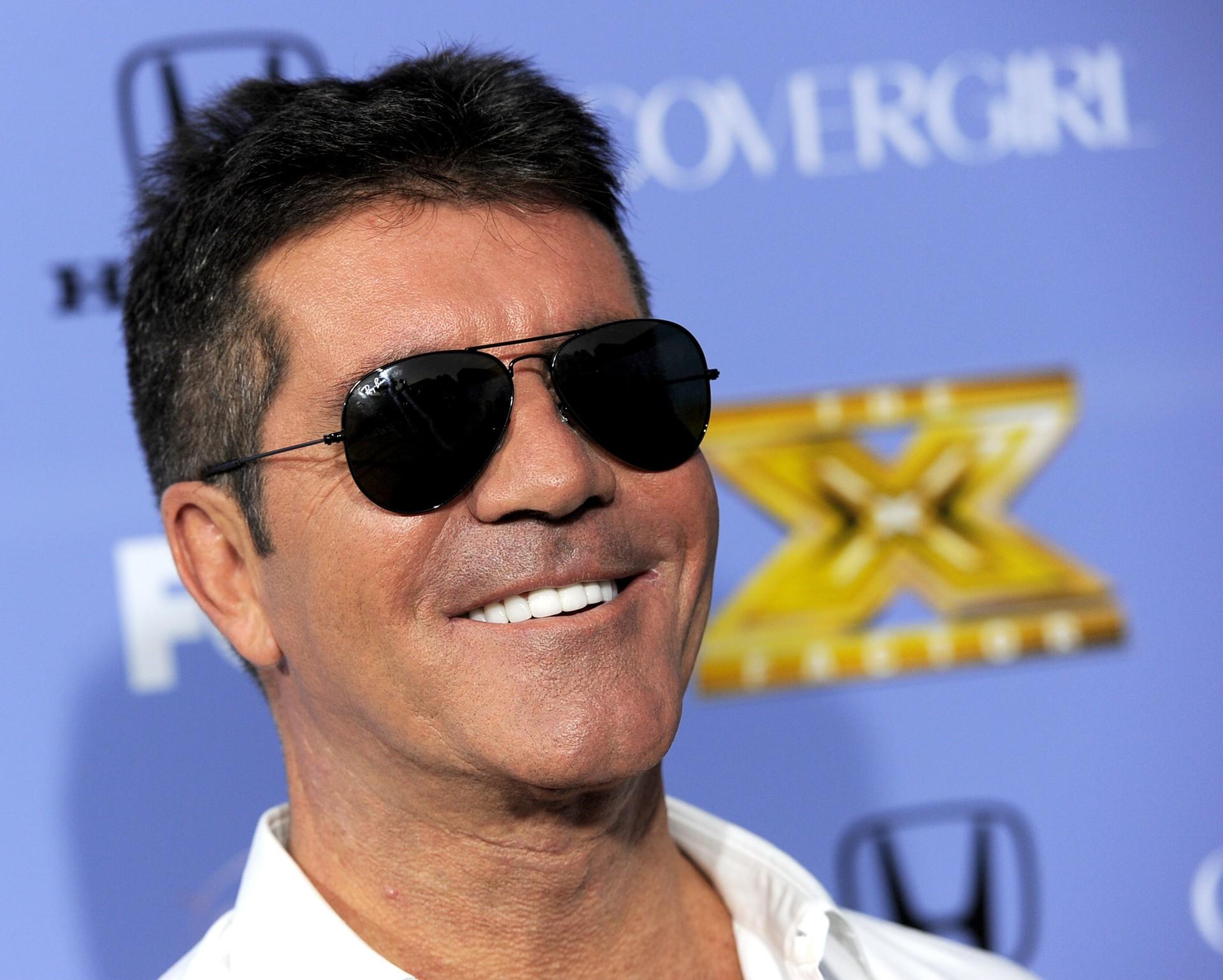 Simon Cowell vai voltar para o The X Factor britânico (Foto: Getty Images)