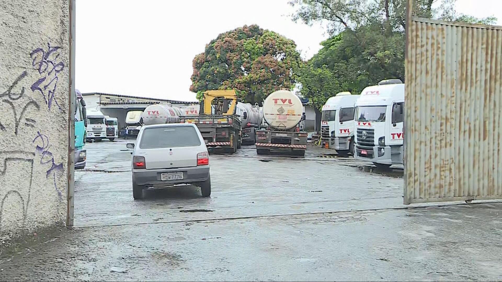 Mecânico morre durante reparo em caminhão-tanque em Belo Horizonte