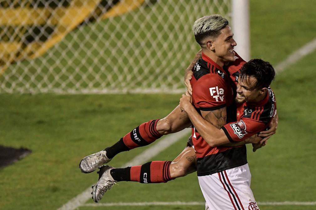 Atuações do Flamengo: dobradinha entre Pedro e Michael garante vitória sobre o Volta Redonda
