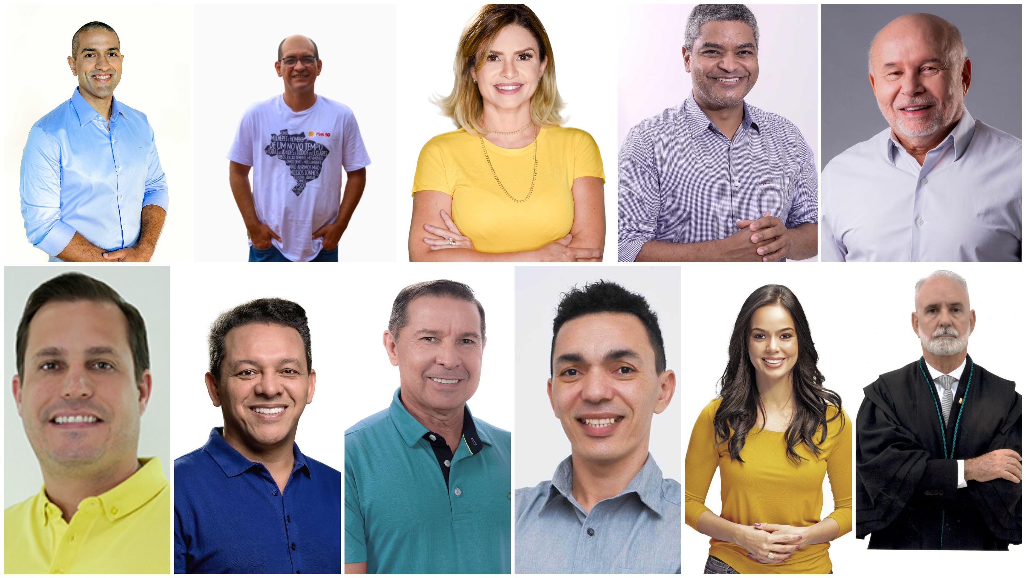 Eleições 2020: veja a agenda dos candidatos à prefeitura de Boa Vista neste domingo (25)