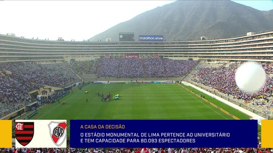 Redação SporTV analisa final da Libertadores em Lima: ''A mudança foi correta''