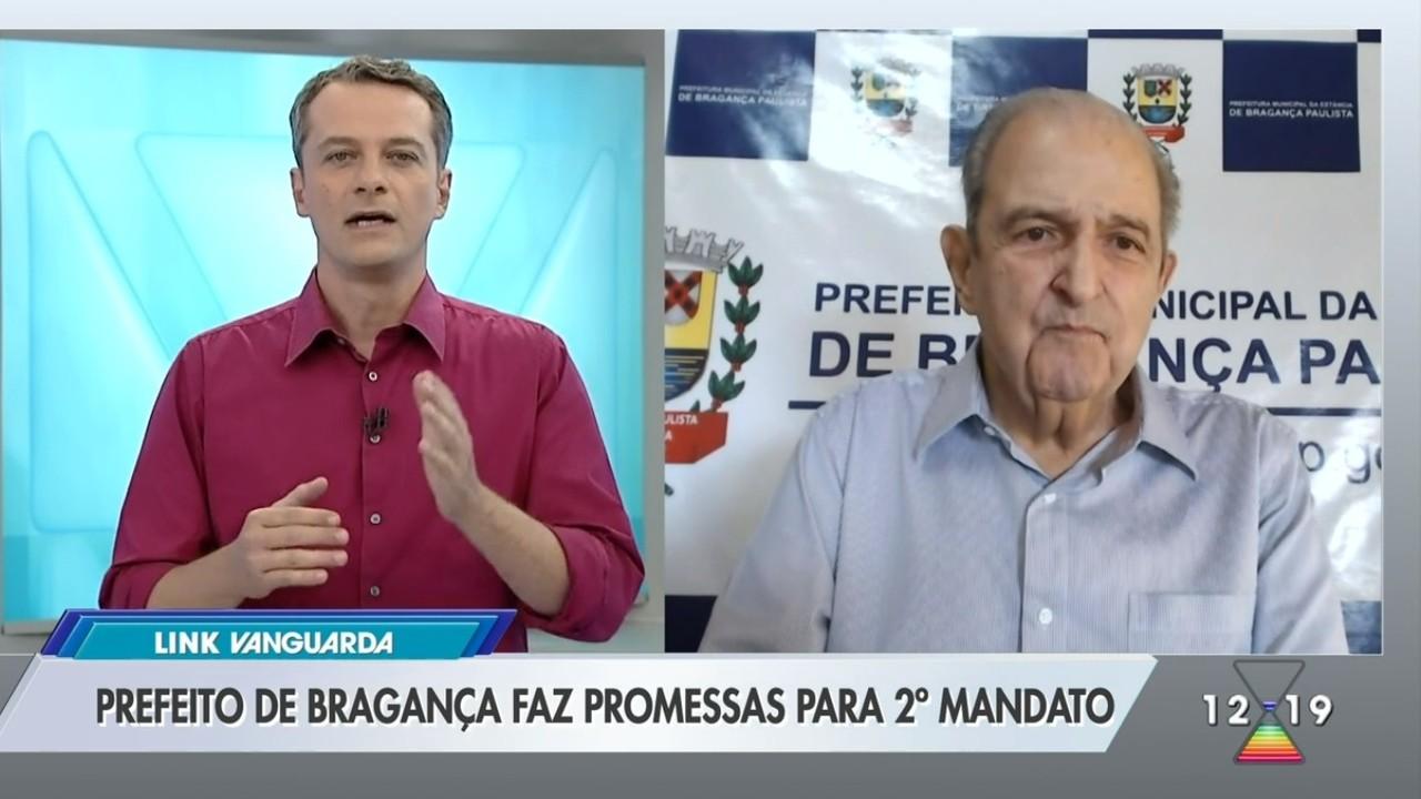 Veja promessas para o mandato de Jesus Chedid, prefeito reeleito de Bragança Paulista