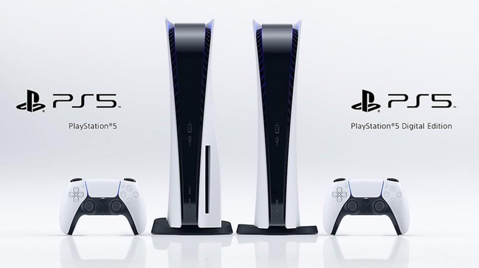 Pré-venda limitada do PS5 inicia mesmo sem preço; saiba como funciona |  Video Game | TechTudo