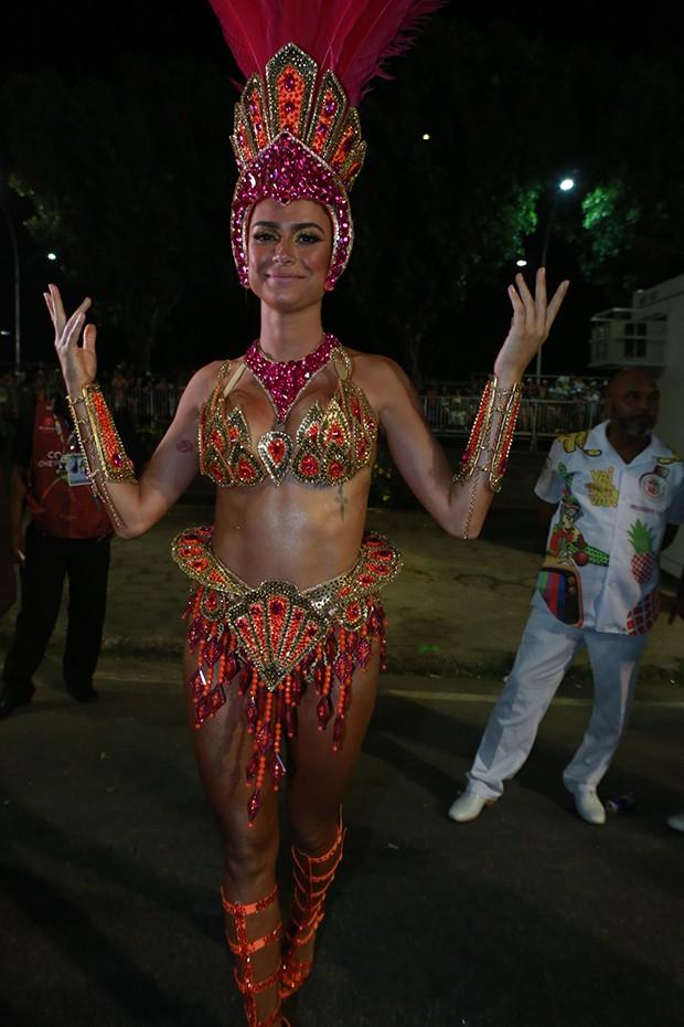 Thaila Ayala (Foto: Dilson Silva/ AgNews)