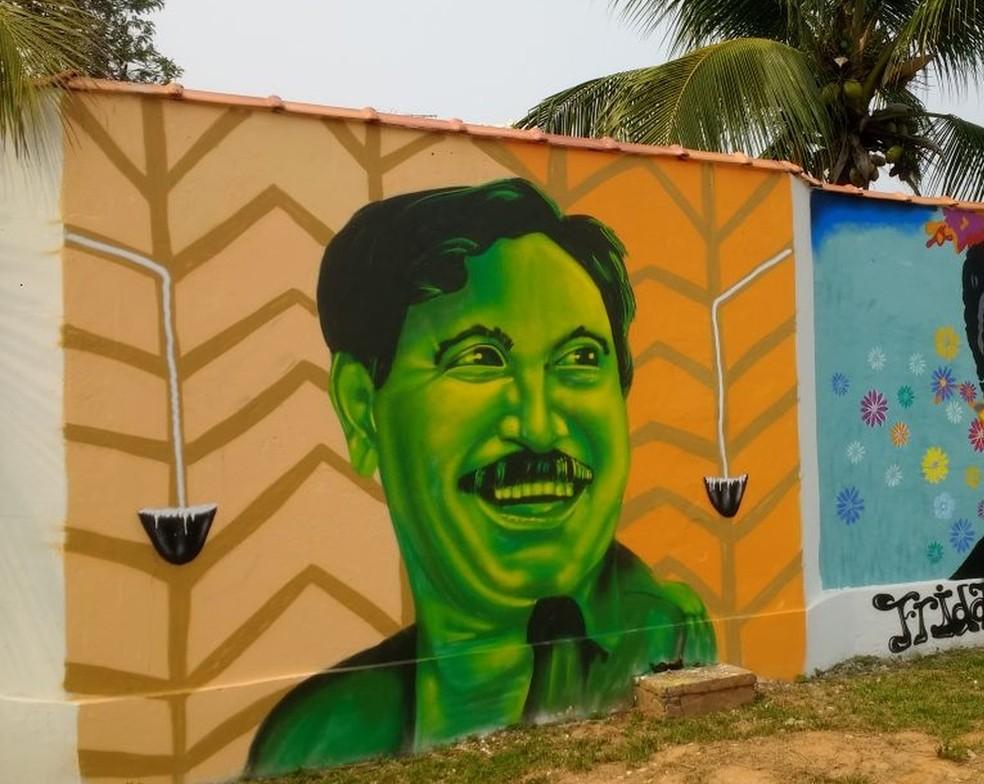 Governo quer criar marcas e produtos com a cara do Chico Mendes — Foto: Quésia Melo/G1