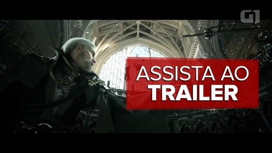 'Final Fantasy XV' terá filme chamado 'Kingsglaive'