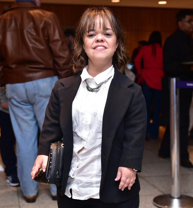 Juliana Caldas (Foto: Leo Franco/AgNews)