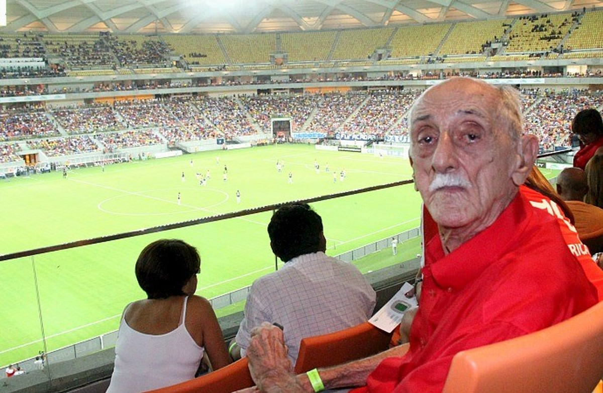 Amadeu Teixeira morre aos 91 anos, em Manaus