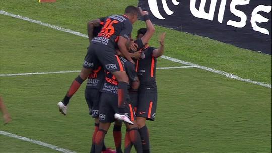 Corinthians conta com Romero, Jadson e bola parada para eliminar o Colo-Colo