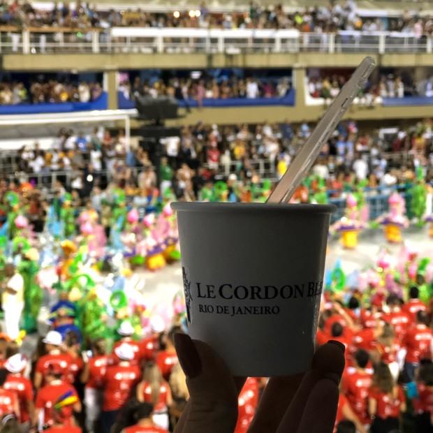 Sorvete de cerveja preta: uma receita Cordon Bleu com identidade carioca  (Foto: Divulgação)