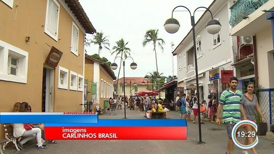 Ilhabela recebe primeiro cruzeiro da temporada com 3 mil turistas a bordo