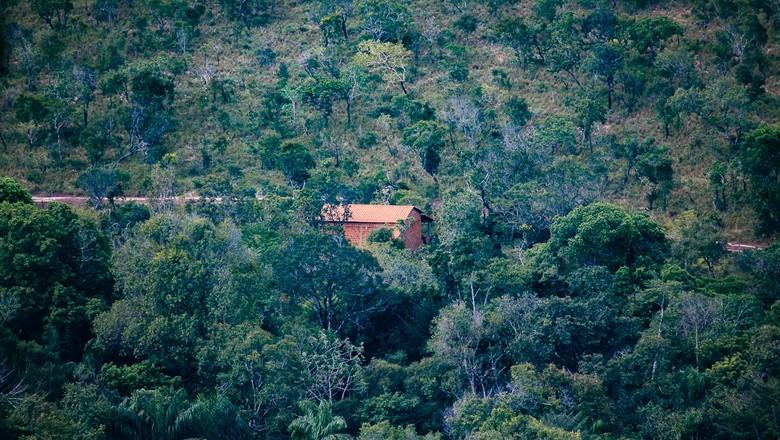 Mapeamento, oficinas nas comunidades do Matopiba e construção do app Tô no Mapa (Foto: Eduardo Rodrigues/ISPN)