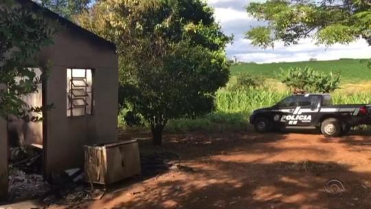 Morre idoso suspeito de matar dois e ferir três após desentendimento em Salto do Jacuí