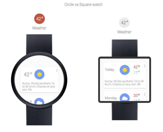 Arte conceitual do relógio inteligente do Google, que poderá ser lançado em junho (Foto: Reprodução/maciburko.com)