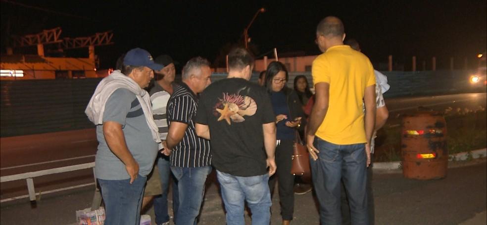 Onze vereadores e um contador da Câmara Municipal de Santa Rita foram presos na madrugada de terça-feira (5) — Foto: TV Cabo Branco/Reprodução