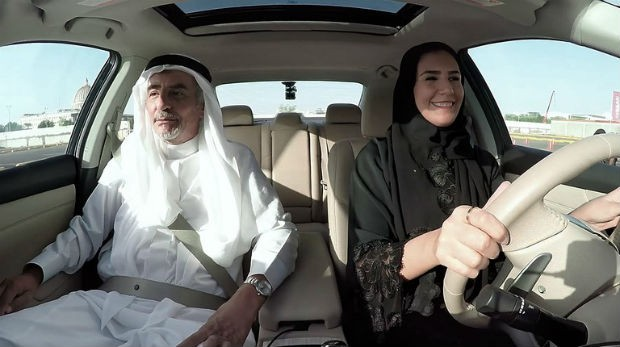 Nissan surpreende futuras motoristas sauditas (Foto: Divulgação)