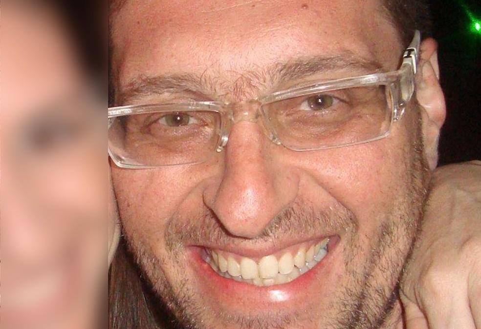 Weverton Felício, de 42 anos, morreu em um acidente de trânsito em Franca, SP — Foto: Reprodução/Facebook