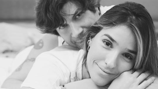 Paulo Ricardo e Isabella Pinheiro fazem ensaio para o 'Dia dos Namorados': 'Nossa afinidade beira a telepatia'