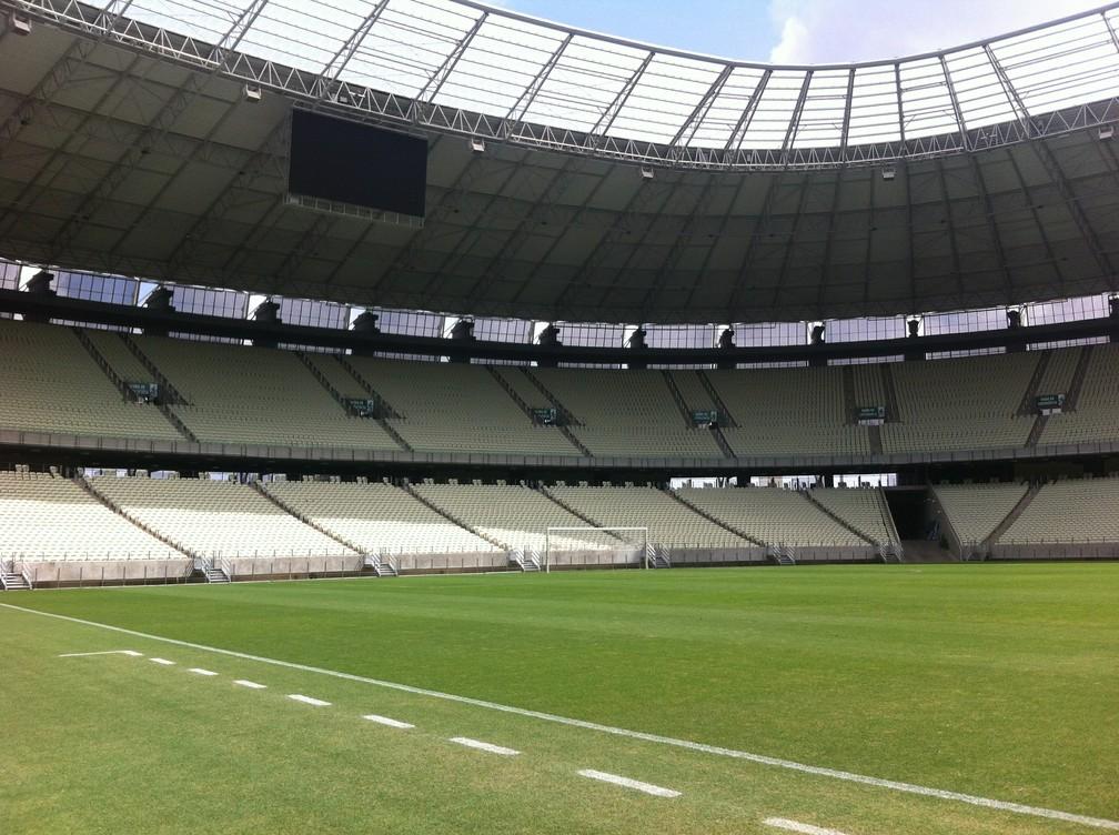 Arena Castelão — Foto: João Marcelo Sena