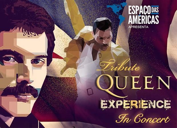 Tribute Queen Experience in Concert chega ao Espaço das Américas (Foto: Divulgação)