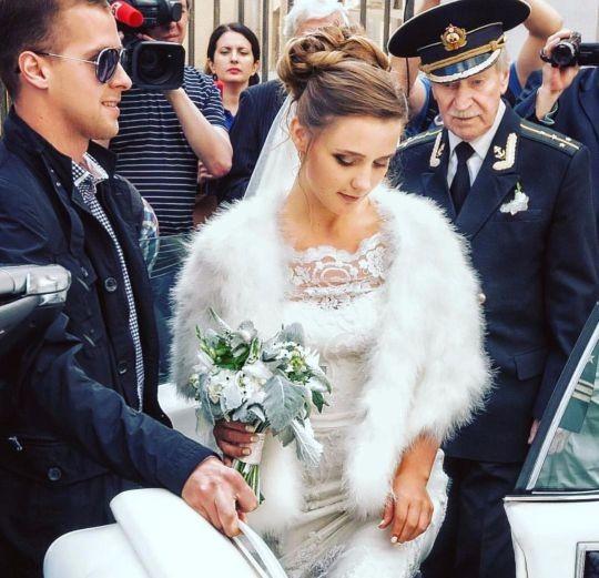 Foto do casamento de Natalia e Ivan Krasko (Foto: Reprodução instagram)
