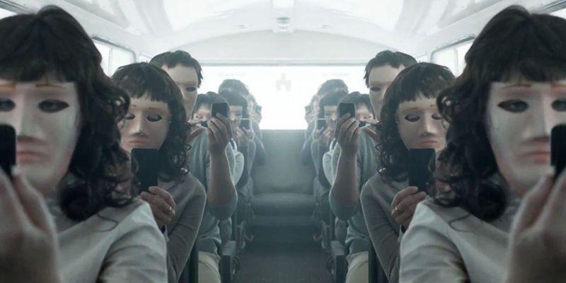 Cena da série distópica Black Mirror (Foto: Divulgação)