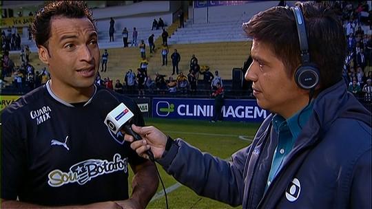 Daniel Carvalho reclama de falta de comunicação para forçar 3º amarelo
