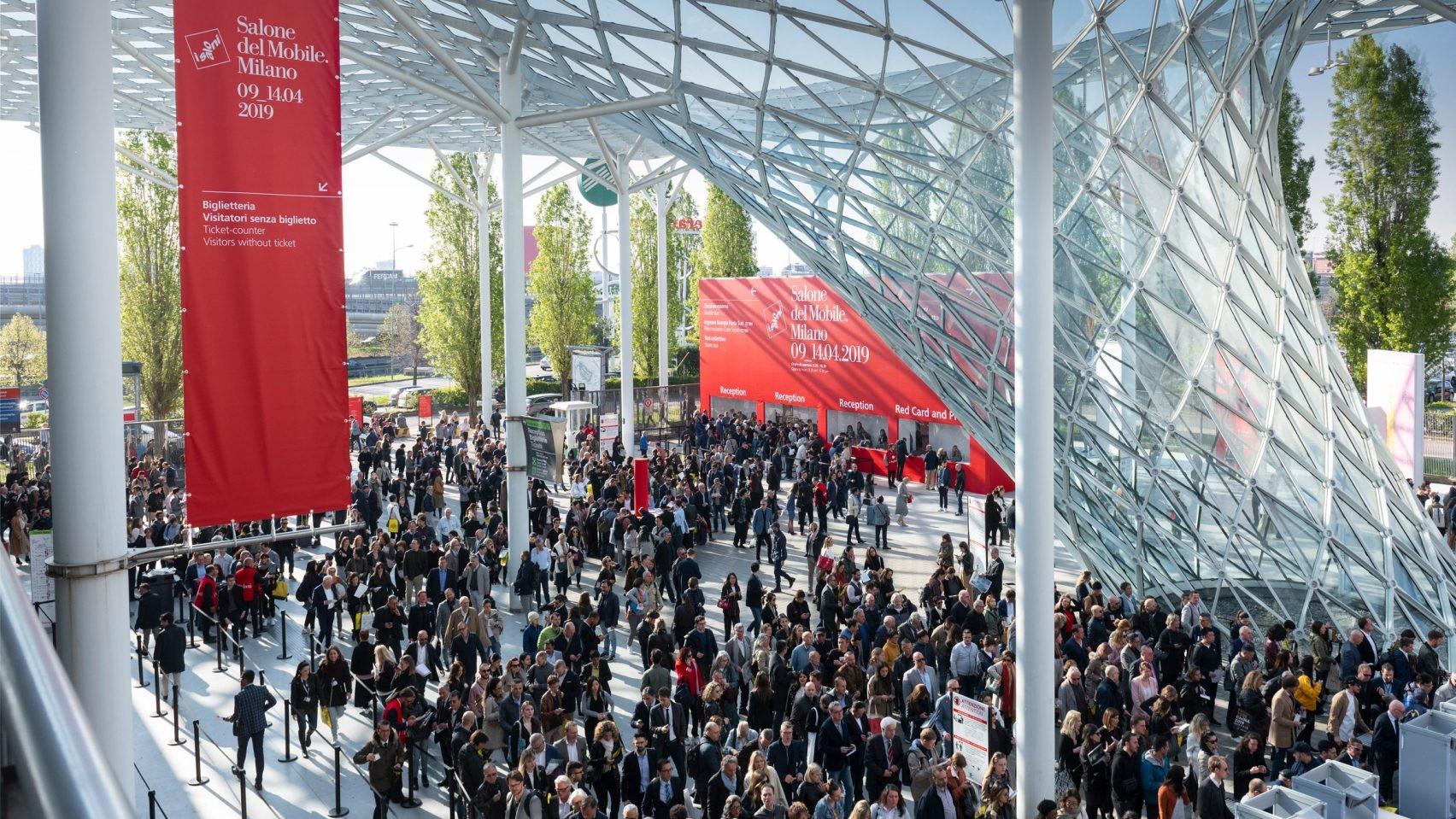 Salão do Móvel, que acontece em Milão, na Itália, é adiado para 2021