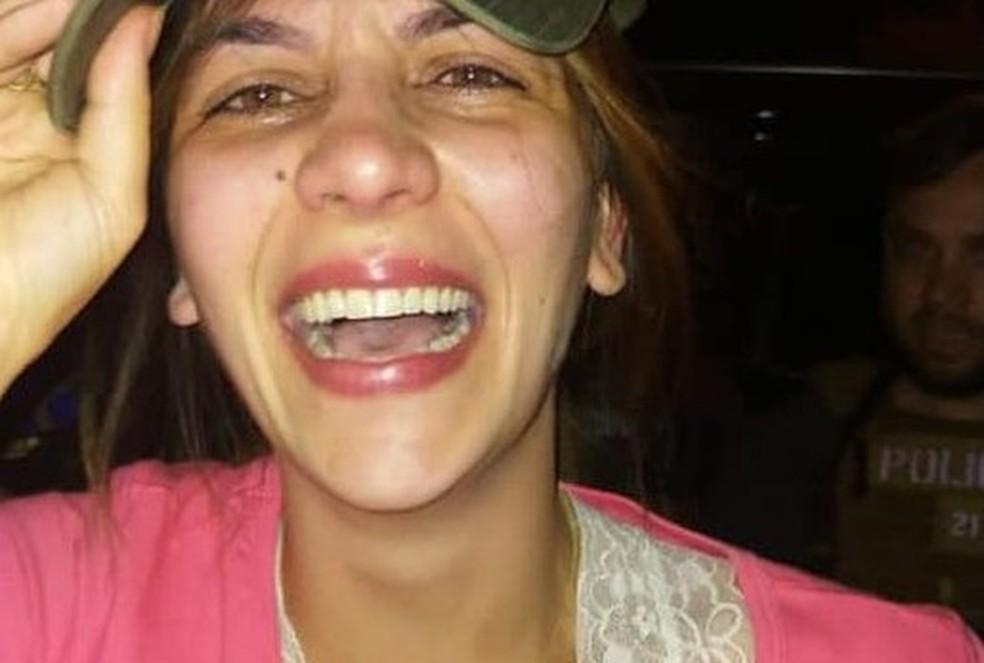 Tamires estava desaparecida desde sexta-feira (22), quando foi abordada na saída de um posto de ...</div></div>                                         <div class=
