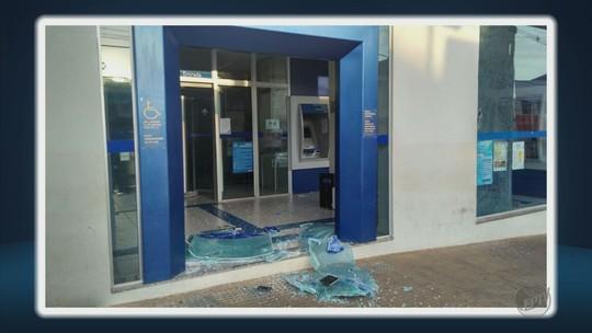 Número de ataques a bancos dispara no Sul de Minas e cresce 131% em 2017