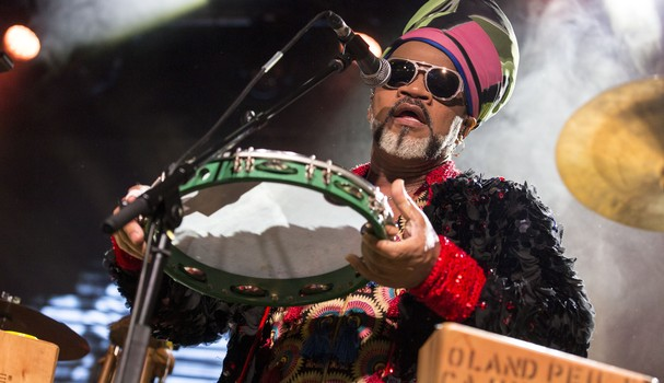Carlinhos Brown (Foto:Getty Images)