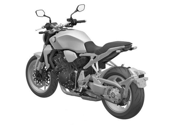 Honda CB1000R (INPI) (Foto: divulgação)