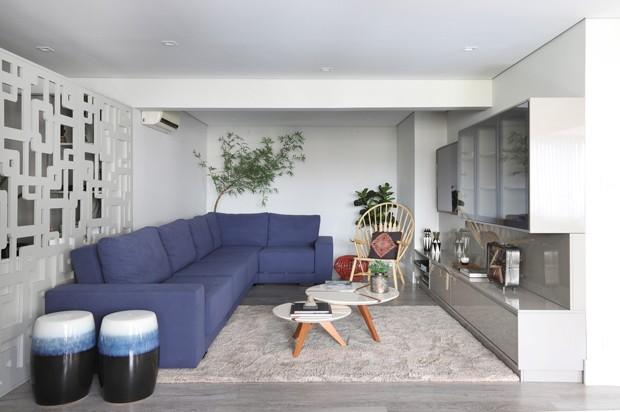 Helô Pinheiro mostra novo apartamento em São Paulo (Foto: Mariana Orsi)