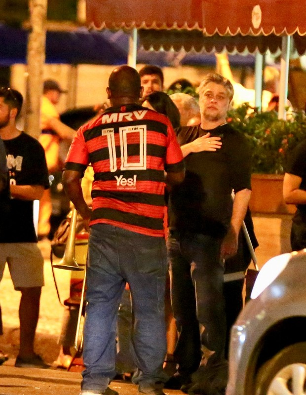 Fábio Assunção (Foto: Thiago Martins/Agnews)