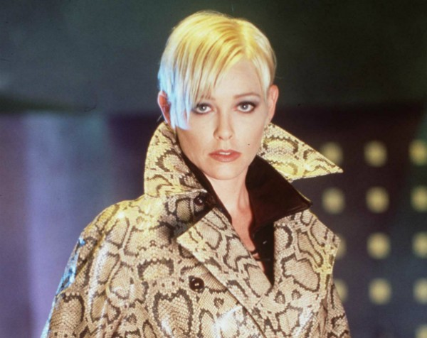 Pamela Gidley na série The Pretender (Foto: Getty Images/NBC)