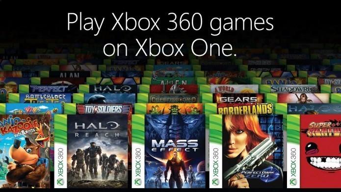 Retrocompatibilidade do Xbox One com o Xbox 360 estará disponível em 12 de novembro (Foto: Divulgação/Microsoft)